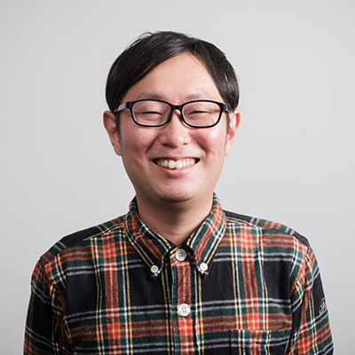 斎藤一平(PC担当)