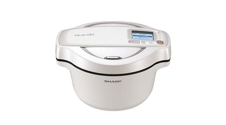 水なし自動調理鍋ヘルシオ ホットクック KN-HW16E(1.6L)