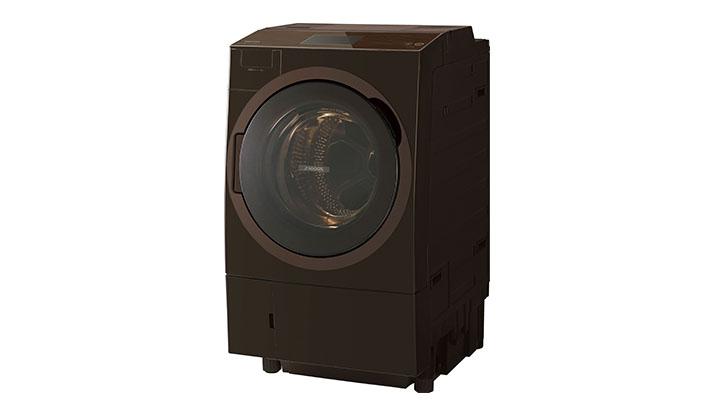 ドラム式洗濯乾燥機ZABOON TW-127X8