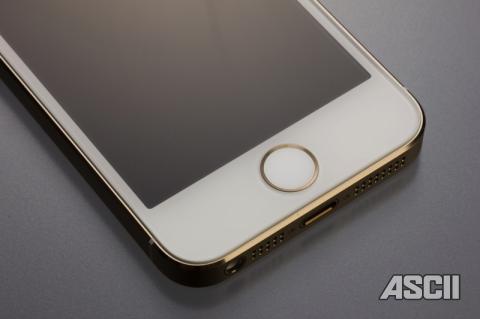 「iPhone 5s」ファーストインプレッション