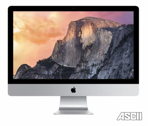 4Kはもう狭い!? 5120×2880表示対応「iMac Retina 5Kディスプレイモデル」