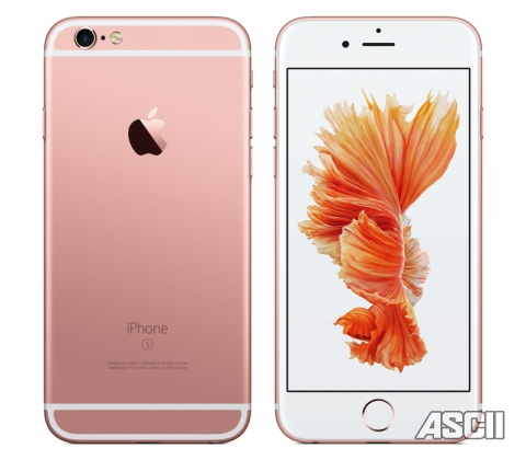 4Kビデオ撮影対応、iPhone 6s/iPhone 6S Plusは9月25日発売