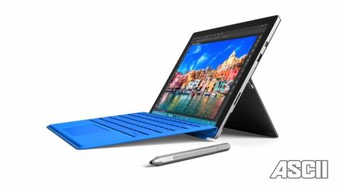 「Surface Pro 4」発表!! - Skylake採用で価格899ドルから