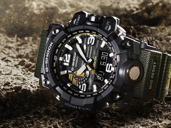 buy online 671ab 94525 ASCII.jp:カシオ最強すぎる腕時計「G-SHOCKマッドマスター」 (1/3)