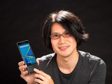 超久々のキーボード搭載Android「BlackBerry PRIV」がほしい