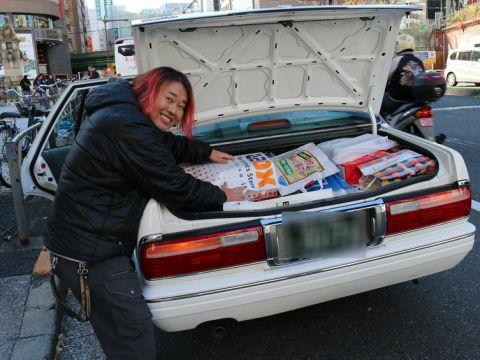 目玉はヨドバシ新発売の袋! アキバ福袋2016ご開陳【エンタメ編その1】