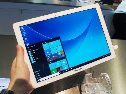 CES 2016でサプライズを呼んだ『Galaxy TabPro S』に期待