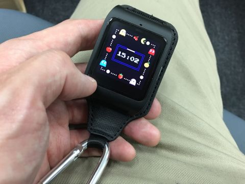 懐中時計型スマートウォッチがあってもいいじゃない:週間リスキー