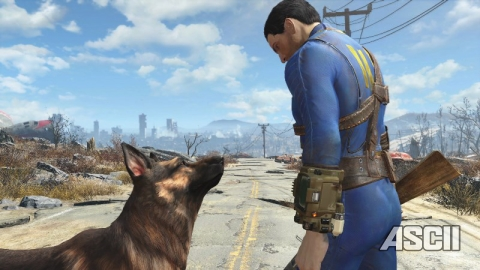 『Fallout 4』:Steam