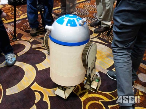 CES 2016 ロボット