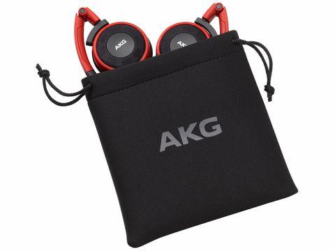 ハーマン、AKGのヘッドフォン