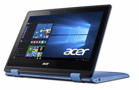 Officeソフト、フルHD、新色が加わってAspireノートPCがバージョンアップ