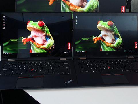 レノボの最新ThinkPadに見る、液晶に代わる「有機EL」ノートPCの可能性