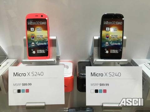 MicroX S240