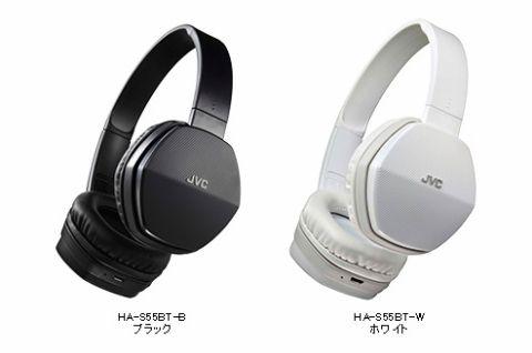JVCケンウッド、Bluetoothヘッドフォン