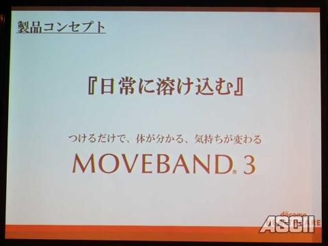 ムーヴバンド3