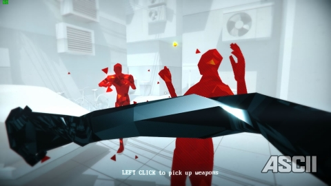 『SUPERHOT』:Steam