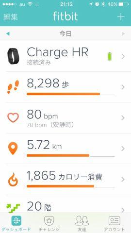 睡眠状態が丸裸になる「Fitbit Charge HR」で忙しい春を乗り切れ