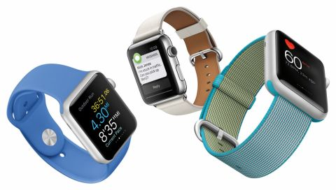 iPad Air & Apple Watch Sports
