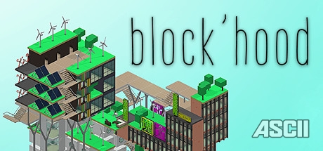 『Block'hood』:Steam