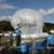 ソフトバンク、被災地で気球を利用した臨時基地局を設置
