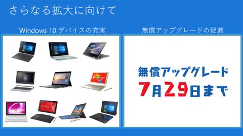 Windows 7「残留組」に安眠をもたらす、10の無償UPG終了