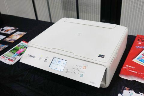キヤノン「PIXUS TS9030」 新デザインのフラグシップ機 - 週刊 ...