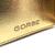 ゴールドに輝く財布がすごすぎ イタリアンレザーに宿る黄金の精神