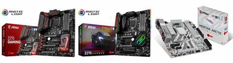 MSI、Intel 200搭載マザーボード
