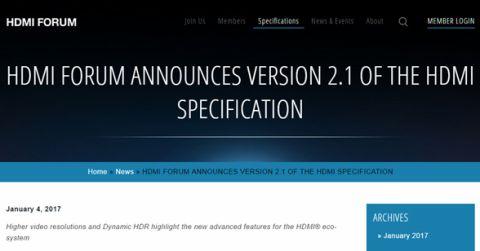 HDMI バージョン2 1は8K60やダイナミックHDRをサポート - 週刊アスキー