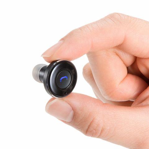 サンワサプライ、Bluetooth片耳イヤホン