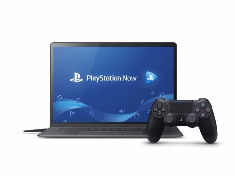 PlayStation Now for PC アプリ