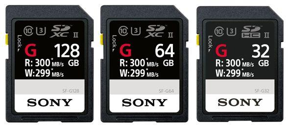 SF-G128 ソニー SDXCカード 128GB SF-Gシリーズ
