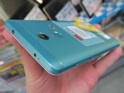 「Redmi Note 4X Hatsune Miku Blue」