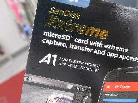 「SanDisk Extreme PRO」