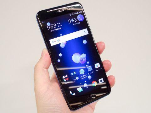 日本発のグローバル端末「HTC U11」登場、狙いはHTCファン