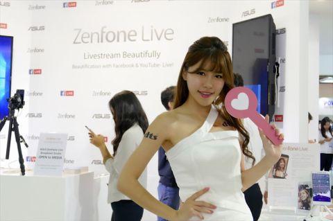 Zenfone Live