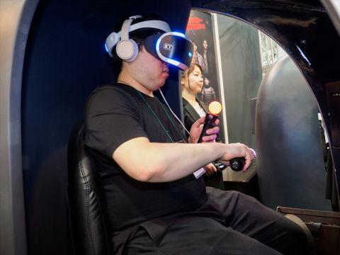 VR センス
