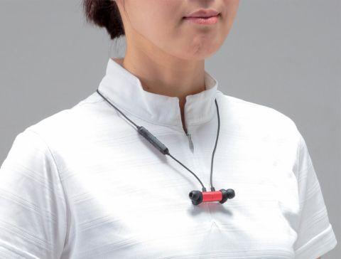 エレコム、15種の装着選べるイヤフォン