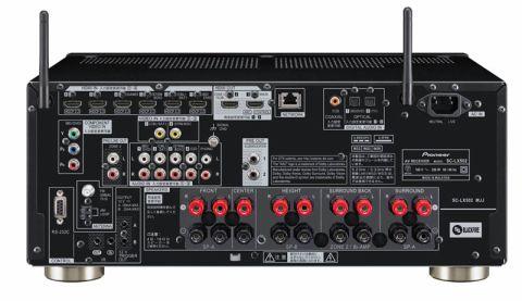 パイオニアSC-LX502