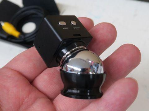 「モーションセンサー搭載 フルHD 超小型防犯カメラ」