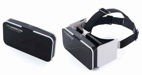 サンワサプライ、折りたたみ式VRゴーグル
