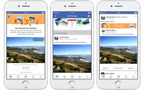 Facebook機能強化