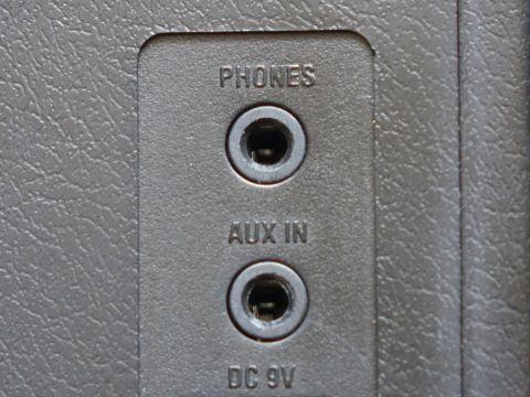 VOXのポータブルラジオは変態仕様で最高だ