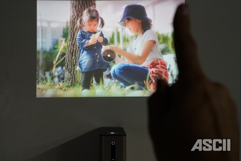 Xperia Touch アップデート