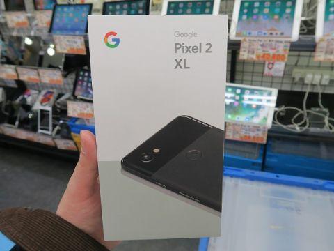 「Pixel 2 XL」