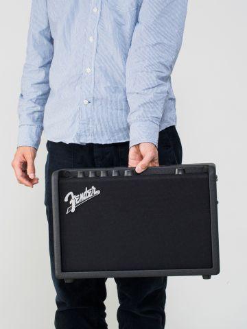 プリセットが最高 フェンダーのWi-Fiギターアンプが未来を感じさせる