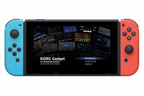 今年はKORG Gadget for Nintendo Switch! NAMMショーの注目製品