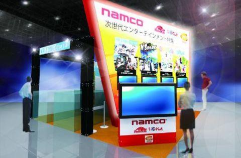 バンナム、VRアトラクションを横浜に展示