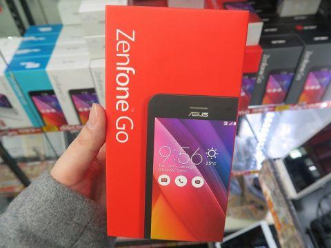 「ZenFone GO」